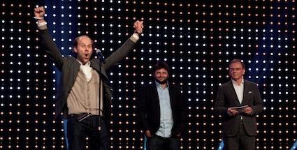 Winning 2x Tirolissimo 2012