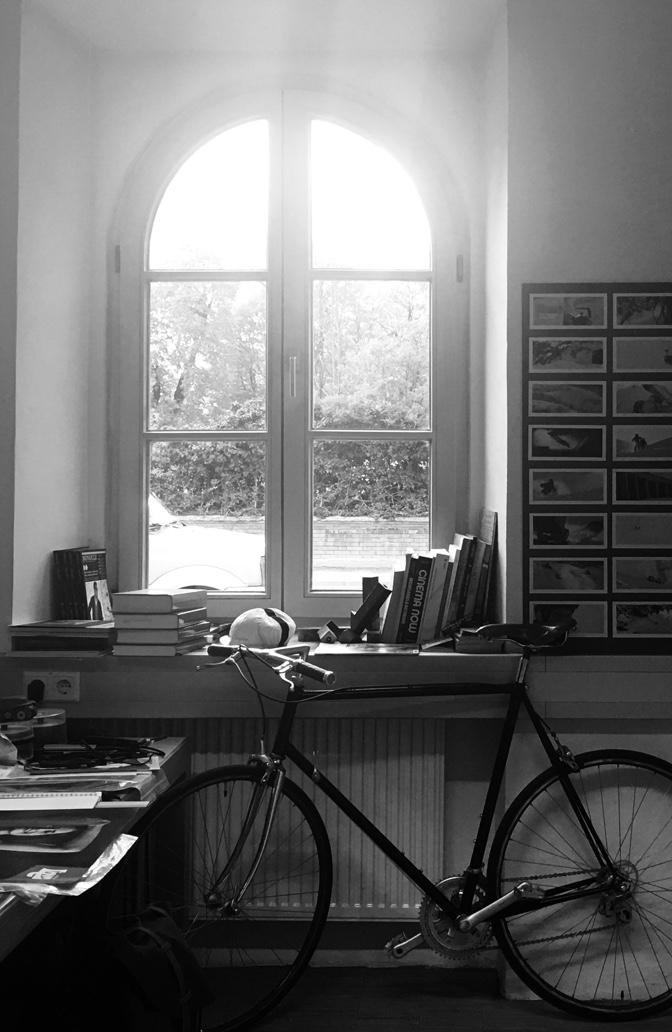 Hafzoo: Bike