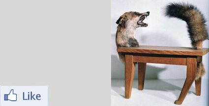 Red Fox Stool