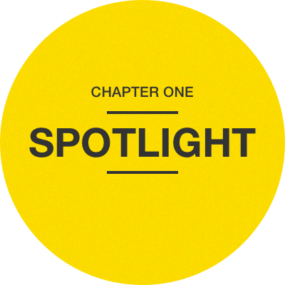 Chapter 1 - Spotlight